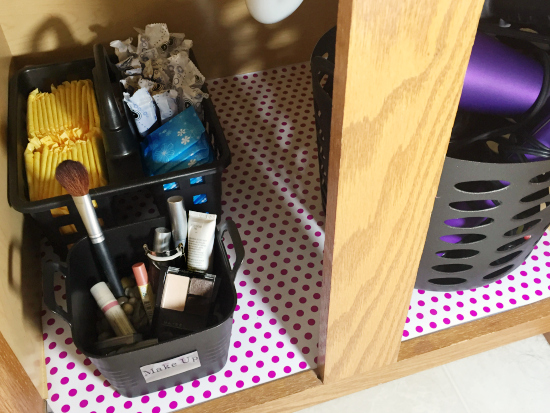 Budget Friendly Ideas for Organizing Under the Bathroom Sink