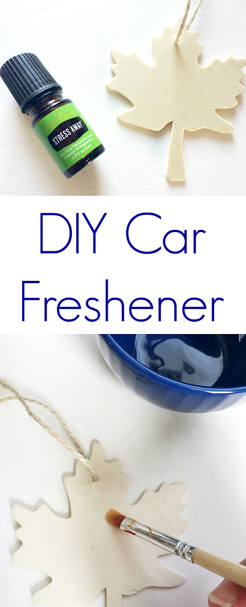 Easy to Make DIY Car Freshener