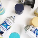 Spray Painting Plastic Bins: Answering Your #1 Question