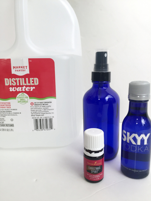 Great Christmas spray to revive potpourri or use as a room spray