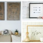 Free (& Nearly Free) Wall Decor