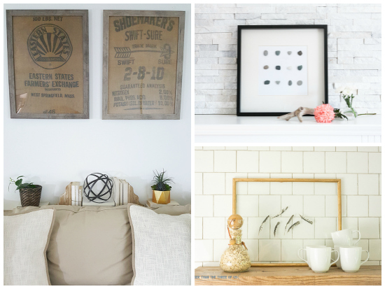 These ideas for free wall decor are incredible