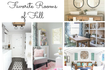 Jaw-Dropping One Room Challenge Makeovers: Fall 2016