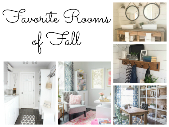 Amazing Room Reveals from the One Room Challenge Fall 2016