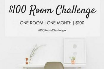 $100 Room Makeover: Introducing the Dining Room