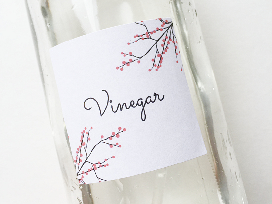 It is amazing what vinegar can do. Love all these easy cleaning recipes!