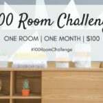 $100 Room Challenge: Farmhouse Master Bathroom Inspiration