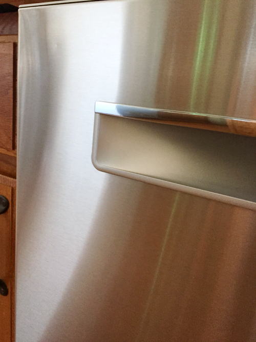 These tips for cleaning stainless steel are perfect! Just what I needed.