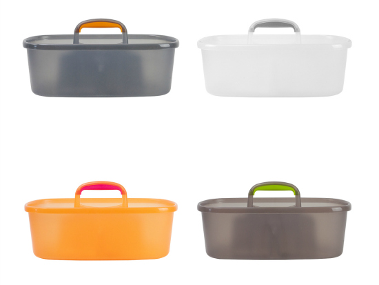 Casabella cleaning caddies are perfect for spring cleaning!