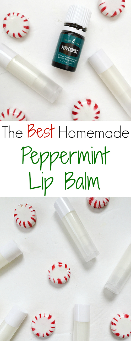 I love this DIY lip balm more than any store bought lip balm I've tried. This stuff is amazing!