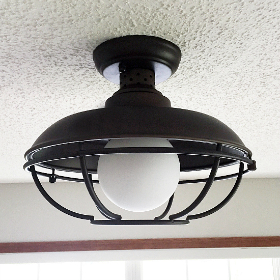 Office Light Fixture from Lamps Plus
