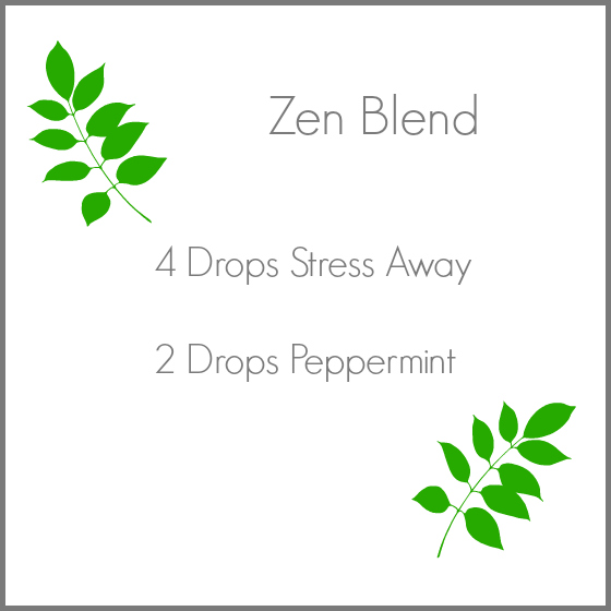 These diffuser blends are perfect for spring.