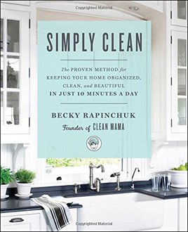 These are wonderful books on cleaning and organizing! Love this list!