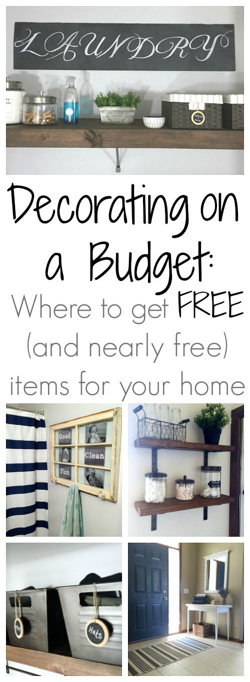pinterest home decorating on a budget decorating on a budget where to find free and nearly 13530