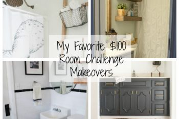 My Favorite $100 Room Makeovers: Celebrating Two Years of the $100 Room Challenge