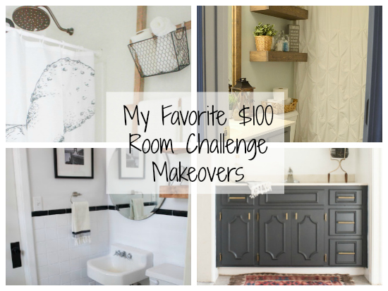 Amazing Room Makeover done for $100 or less!!!