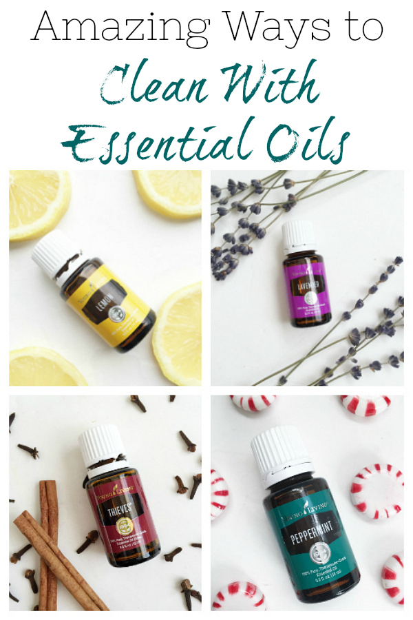 There are so many ways to clean with essential oils. Learn more about how to clean your home with essential oils.