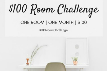 $100 Room Makeover: Introducing the Entry… Again
