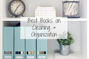 Best Books on Cleaning & Organization… and a Giveaway!
