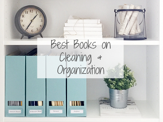 Best Books on Cleaning & Organization... and a Giveaway! - Lemons ...