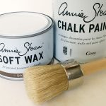 A Weathered Wood Look with Paint & Wax