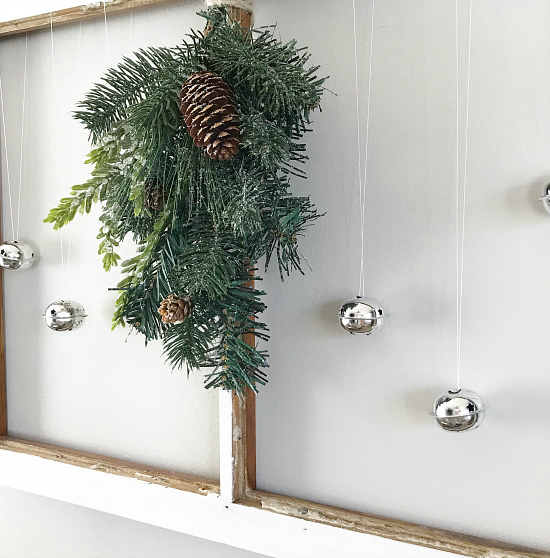 These are such great decor staples so you don't have to spend so much for holiday decorating. #holidaydecorating