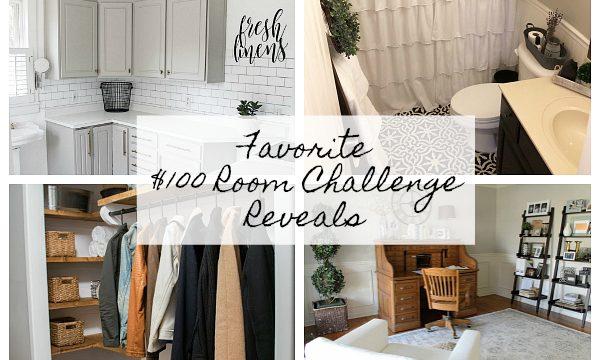 Favorite $100 Room Reveals: Part 2
