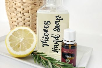 DIY Foaming Hand Soap