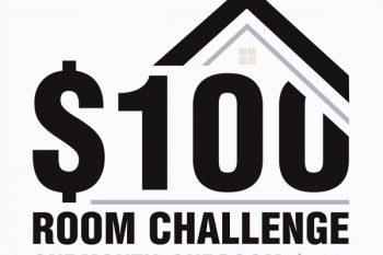 "$100 Room Makeover: Basement Bathroom ""Before"""