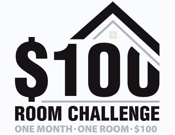 $100 Room Challenge: Boy's Bedroom