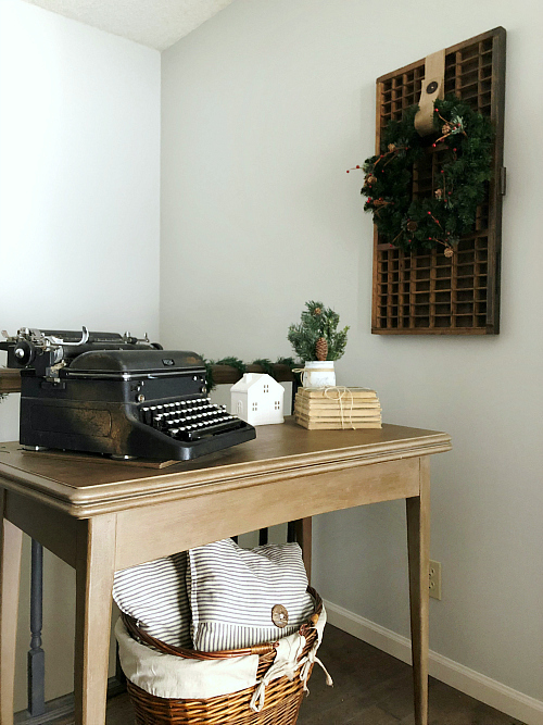 A simple Christmas home tour
