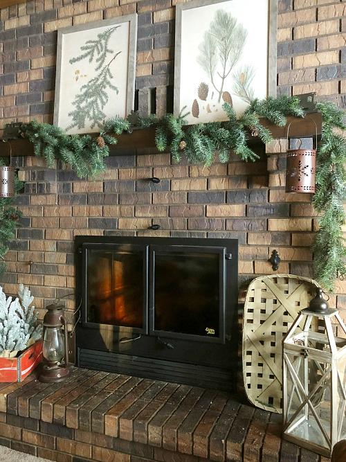 A simple Christmas home tour