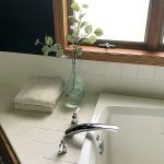 Modern Farmhouse Bathroom Makeover for Less Than $100