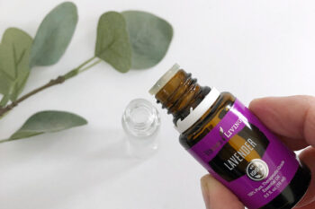 Adding Lavender Essential Oil to Homemade Cuticle Oil