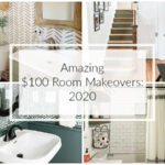 Amazing $100 Room Makeovers: Part 4