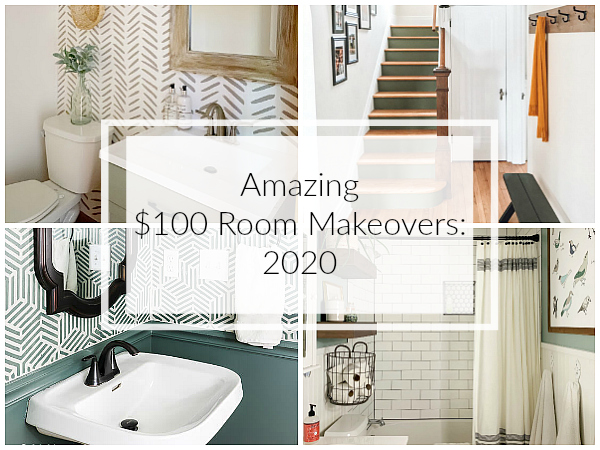 Amazing $100 Room Makeovers 2020