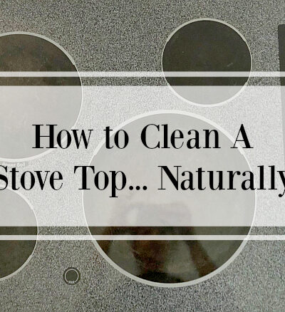 How to Clean A Glass Stop Top