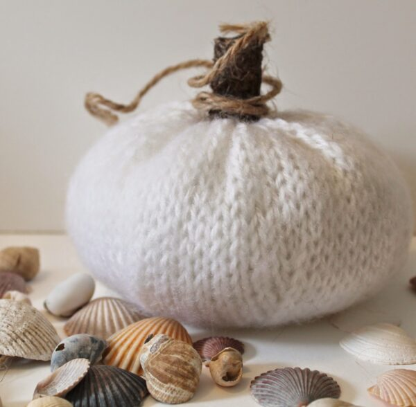 DIY Plush Pumpkin via Love My Simple Home
