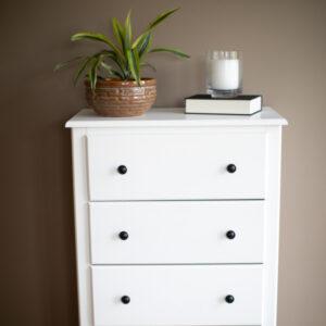 Highboy 4 Drawer Dresser