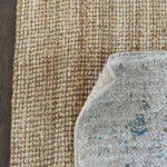 How to Fix Curling Rug Corners