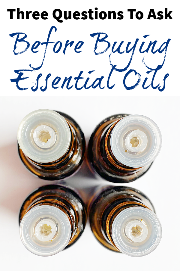 Answering the question: Where to Buy Essential Oils, including different types of essential oils companies and questions you should ask prior to purchasing essential oils.